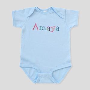 Amaya Princess Balloons Body Suit