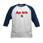 USAF Major Hottie Kids Baseball Jersey