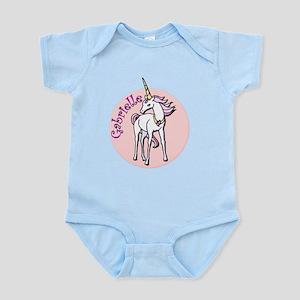 Gabrielle Unicorn Infant Bodysuit