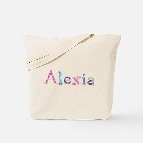 Alexia Princess Balloons Tote Bag