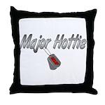 USAF Major Hottie ver2  Throw Pillow
