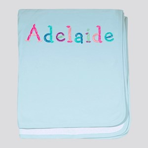 Adelaide Princess Balloons baby blanket