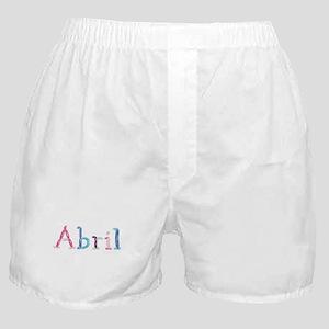 Abril Princess Balloons Boxer Shorts