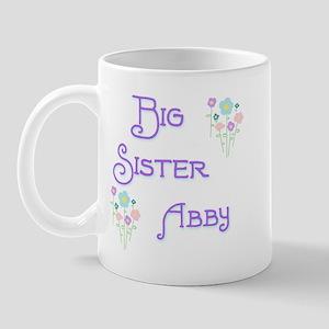 Big Sister Abby Mug