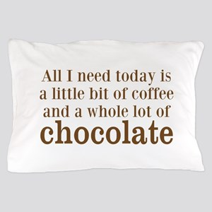 Lot of Chocolate Pillow Case