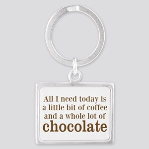 Lot of Chocolate Keychains