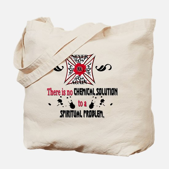 Narcotics Anonymous Tote Bag