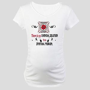 Narcotics Anonymous Maternity T-Shirt