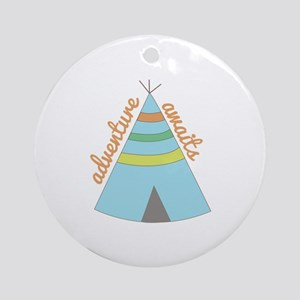 Adventure Ornament (Round)