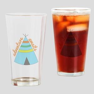 Adventure Drinking Glass
