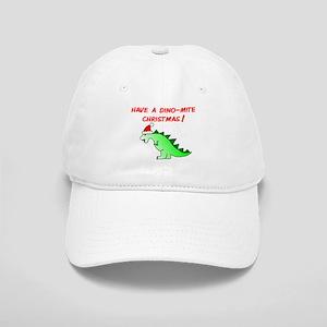 DINO-MITE CHRISTMAS Cap
