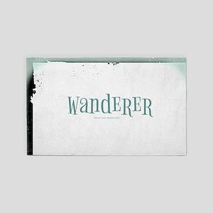 Wanderer Type 3' X 5' Area Rug