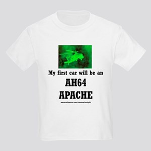 AH64 Apache Kids Light T-Shirt
