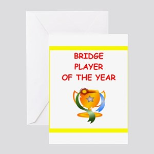 a funny bridge joke on gifts and t-shirts. Greetin