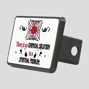 Narcotics Anonymous Rectangular Hitch Cover