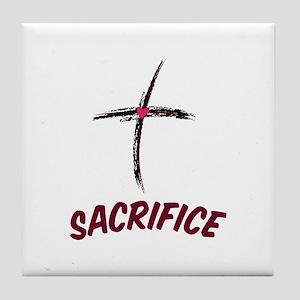Sacrifice Tile Coaster