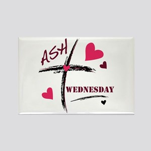 Ash Wednesday Magnets