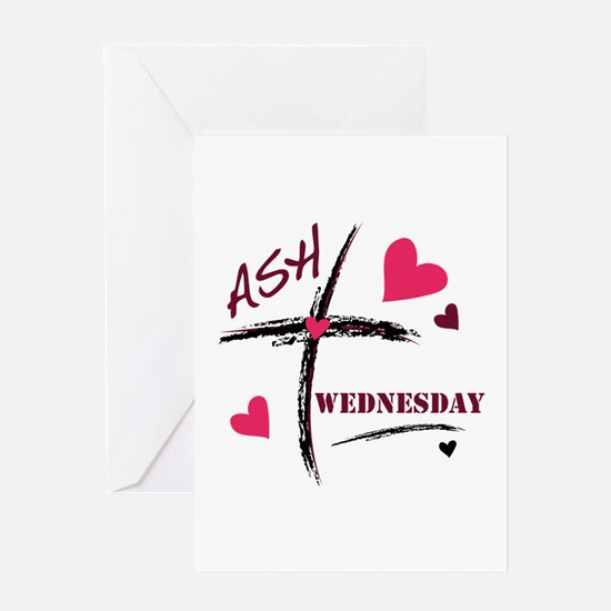 Ash Wednesday Greeting Cards