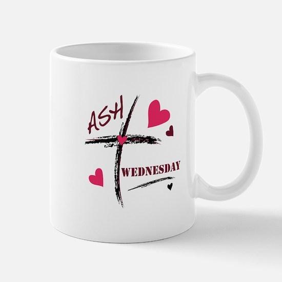 Ash Wednesday Mugs
