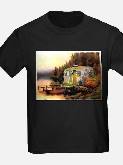 Airstream camping T-Shirt