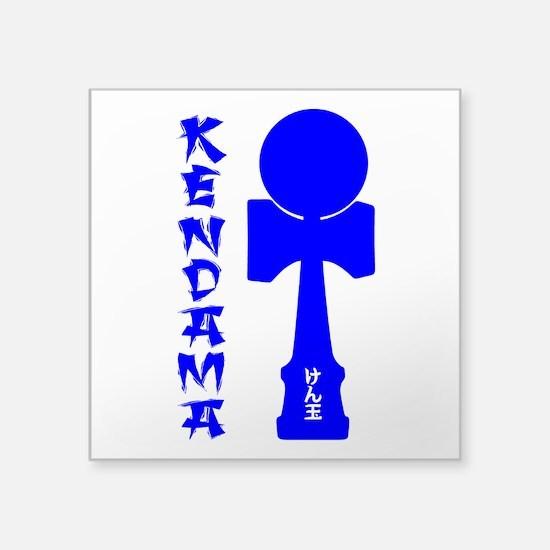 "KENDAMA Square Sticker 3"" x 3"""