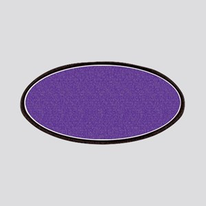 Solid Purple Glimmer Patch