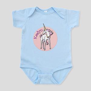 Kaelyn Unicorn Infant Bodysuit