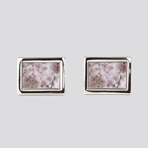 Soft Puffs Rectangular Cufflinks