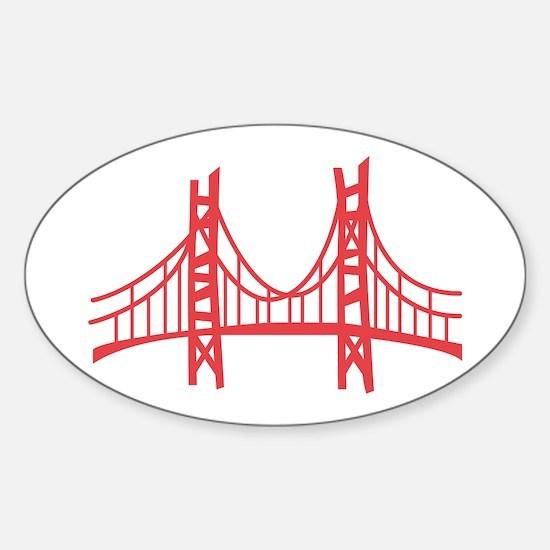 Golden Gate Decal
