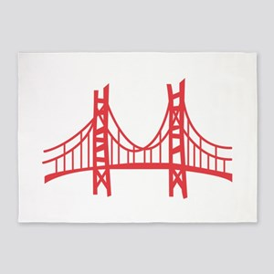 Golden Gate 5'x7'Area Rug
