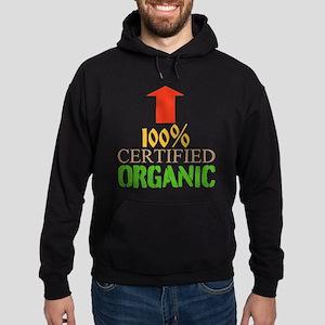 100% Organic Hoodie