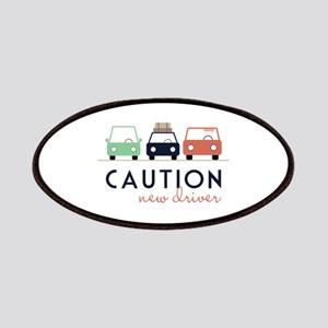 Caution New Driver Patch