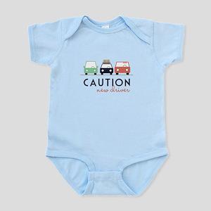 Caution New Driver Body Suit