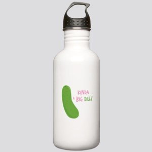 A Big Dill Water Bottle