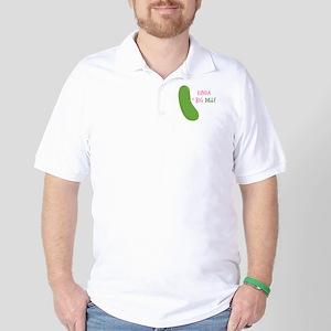 A Big Dill Golf Shirt