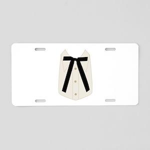Kentucky Colonel Tie Aluminum License Plate