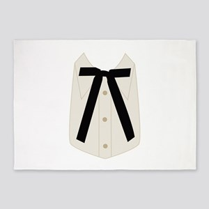 Kentucky Colonel Tie 5'x7'Area Rug