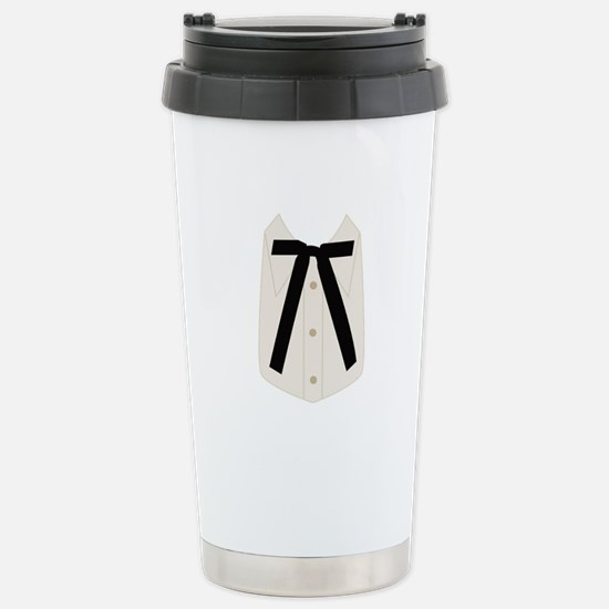 Kentucky Colonel Tie Travel Mug