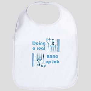 Bang Up Job Bib
