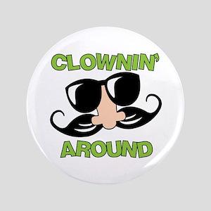 Clownin Around Button