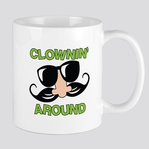 Clownin Around Mugs