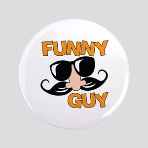 Funny Guy Button