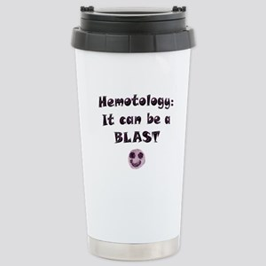 Hematology's a BLAST! Stainless Steel Travel Mug