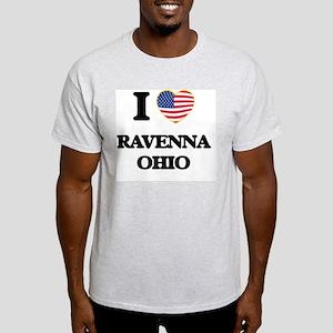I love Ravenna Ohio T-Shirt