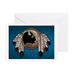 First Nation Art Cards 20 Pk Native Metis Art Card