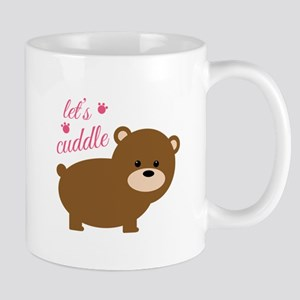 Lets Cuddle Mugs