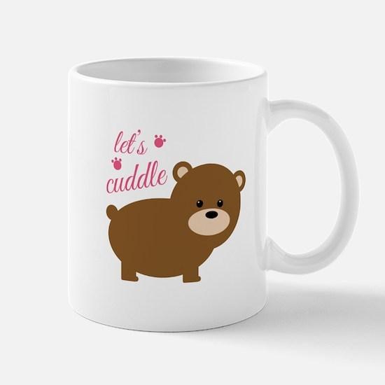 Lets Cuddle Mugs