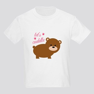 Lets Cuddle T-Shirt