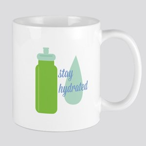 Stay Hydrated Mugs