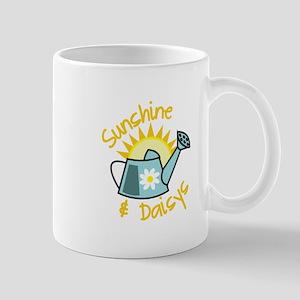 Sunshine & Daisies Mugs